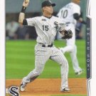 Gordon Beckham 2014 Topps #403 Chicago White Sox Baseball Card
