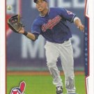 Michael Brantley 2014 Topps #261 Cleveland Indians Baseball Card