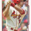 Matt Carpenter 2014 Topps #44 St. Louis Cardinals Baseball Card