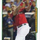 Yoenis Cespedes 2014 Topps Update All Star #US-191 Oakland Athletics Baseball Card