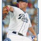 Robbie Erlin 2014 Topps Rookie #281 San Diego Padres Baseball Card