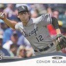 Conor Gillaspie 2014 Topps #639 Chicago White Sox Baseball Card