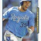 Eric Hosmer 2014 Topps #459 Kansas City Royals Baseball Card
