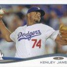 Kenley Jansen 2014 Topps #606 Los Angeles Dodgers Baseball Card