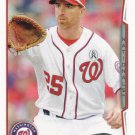 Adam LaRoche 2014 Topps #189 Washington Nationals Baseball Card