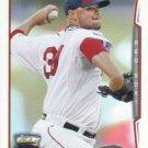 Jon Lester 2014 Topps Update All Star #US-55 Boston Red Sox Baseball Card