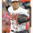 Manny Machado 2014 Topps #24 Baltimore Orioles Baseball Card