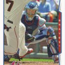 Brian McCann 2014 Topps #225 Atlanta Braves Baseball Card