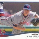 Kris Medlen 2014 Topps #66 Atlanta Braves Baseball Card