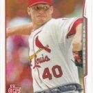 Shelby Miller 2014 Topps #528 St. Louis Cardinals Baseball Card