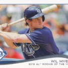 Wil Myers 2014 Topps #333 Tampa Bay Rays Baseball Card