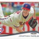 Jonathan Papelbon 2014 Topps #122 Philadelphia Phillies Baseball Card