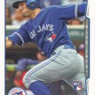 Kevin Pillar 2014 Topps Rookie #252 Toronto Blue Jays Baseball Card