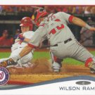 Wilson Ramos 2014 Topps #645 Washington Nationals Baseball Card