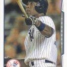 Alfonso Soriano 2014 Topps #276 New York Yankees Baseball Card