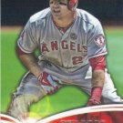 Mike Trout 2014 Topps 'Future Is Now' #FN-20 Los Angeles Angels Baseball Card