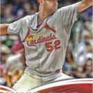 Michael Wacha 2014 Topps 'Future Is Now' #FN-MW3 St. Louis Cardinals Baseball Card