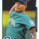 Taijuan Walker 2014 Topps Rookie #56 Seattle Mariners Baseball Card
