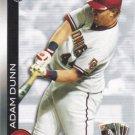 Adam Dunn 2010 Topps 'Topps Town' #21 Washington Nationals Baseball Card