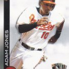 Adam Jones 2010 Topps 'Topps Town' #TTT20 Baltimore Orioles Baseball Card