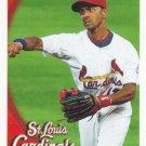 Julio Lugo 2010 Topps #325 St. Louis Cardinals Baeball Card