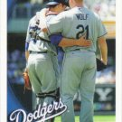 Randy Wolf 2010 Topps #279 Los Angeles Dodgers Baseball Card