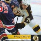Marc Savard 2006-07 Upper Deck #269 Boston Bruins Hockey Card