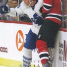 Matt Stajan 2008-09 Upper Deck #433 Toronto Maple Leafs Hockey Card