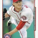 Ross Detwiler 2014 Topps #245 Washington Nationals Baseball Card