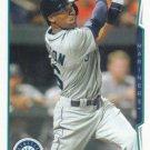 Austin Jackson 2014 Topps Update #US-268 Seattle Mariners Baseball Card