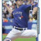 Casey Janssen 2014 Topps #175 Toronto Blue Jays Baseball Card