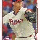 Kyle Kendrick 2014 Topps #503 Philadelphia Phillies Baseball Card