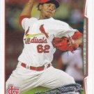 Carlos Martinez 2014 Topps #474 St. Louis Cardinals Baseball Card