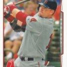 A.J. Pierzynski 2013 Topps #595 Boston Red Sox Baseball Card