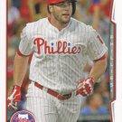 Darin Ruf 2014 Topps #345 Philadelphia Phillies Baseball Card