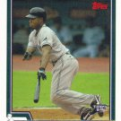 Carl Crawford 2004 Topps #497 Tampa Bay Rays Baseball Card