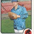 Skip Lockwood 1973 Topps #308 Milwaukee Brewers Baseball Card