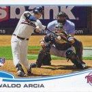 Oswaldo Arcia 2013 Topps Update Rookie #US317 Minnesota Twins Baseball Card