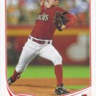 Trevor Bauer 2013 Topps #61 Arizona Diamondbacks Baseball Card