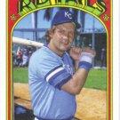 George Brett 2013 Topps '1972 Mini' #TM-86 Kansas City Royals Baseball Card