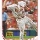Matt Carpenter 2013 Topps #193 St. Louis Cardinals Baseball Card