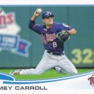 Jamey Carroll 2013 Topps #88 Minnesota Twins Baseball Card
