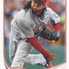 Johnny Cueto 2013 Topps #275 Cincinnati Reds Baseball Card