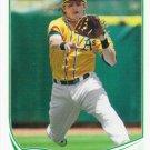 Josh Donaldson 2013 Topps #425 Oakland Athletics Baseball Card