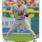 Conor Gillaspie 2013 Topps Update #US283 Chicago White Sox Baseball Card