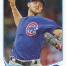 Justin Grimm 2013 Topps Update Rookie #US17 Chicago Cubs Baseball Card