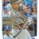 Jesus Guzman 2013 Topps #411 San Diego Padres Baseball Card