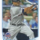 Torii Hunter 2013 Topps Update #US276 Detroit Tigers Baseball Card