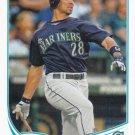 Raul Ibanez 2013 Topps #452 Seattle Mariners Baseball Card