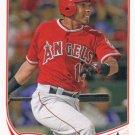 Maicer Izturis 2013 Topps #313 Los Angeles Angels Baseball Card